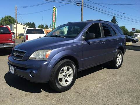 2003 Kia Sorento for sale at Xtreme Truck Sales in Woodburn OR