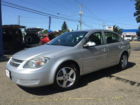 2009 Chevrolet Cobalt for sale at Xtreme Truck Sales in Woodburn OR