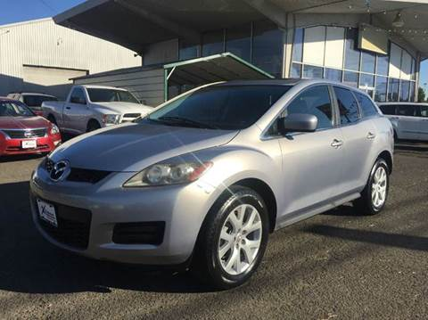 2008 Mazda CX-7 for sale at Xtreme Truck Sales in Woodburn OR