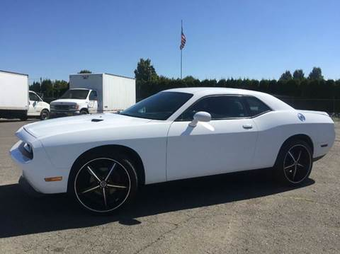 2011 Dodge Challenger for sale at Xtreme Truck Sales in Woodburn OR