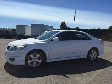 2010 Toyota Camry for sale at Xtreme Truck Sales in Woodburn OR