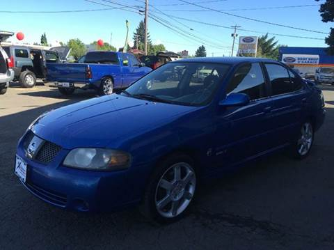 2005 Nissan Sentra for sale at Xtreme Truck Sales in Woodburn OR