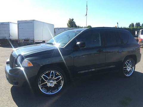 2008 Jeep Compass for sale at Xtreme Truck Sales in Woodburn OR