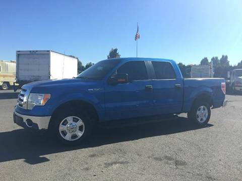 2011 Ford F-150 for sale at Xtreme Truck Sales in Woodburn OR