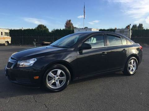 2011 Chevrolet Cruze for sale at Xtreme Truck Sales in Woodburn OR