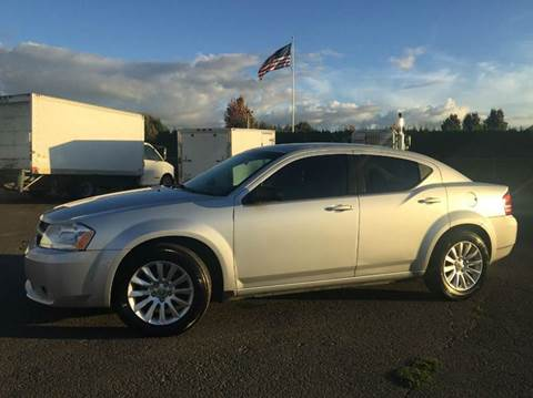 2010 Dodge Avenger for sale at Xtreme Truck Sales in Woodburn OR