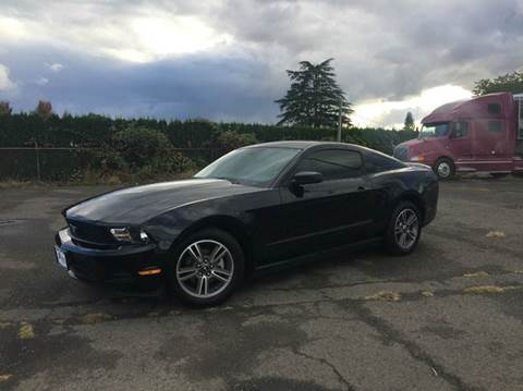 2010 Ford Mustang for sale at Xtreme Truck Sales in Woodburn OR