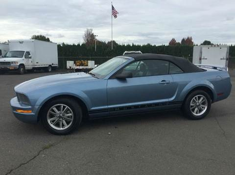 2005 Ford Mustang for sale at Xtreme Truck Sales in Woodburn OR