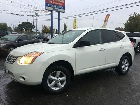 2010 Nissan Rogue for sale at Xtreme Truck Sales in Woodburn OR