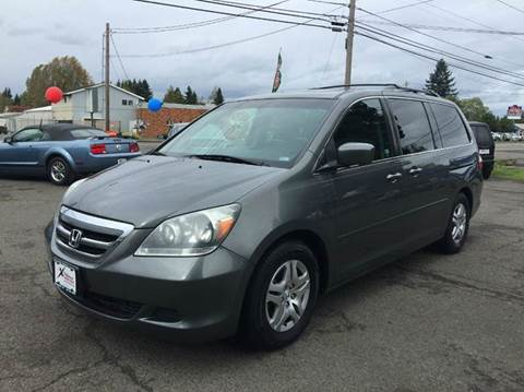 2007 Honda Odyssey for sale at Xtreme Truck Sales in Woodburn OR