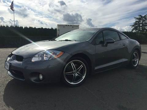 2006 Mitsubishi Eclipse for sale at Xtreme Truck Sales in Woodburn OR