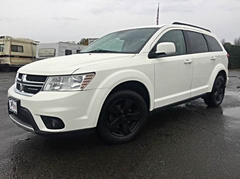 2011 Dodge Journey for sale at Xtreme Truck Sales in Woodburn OR