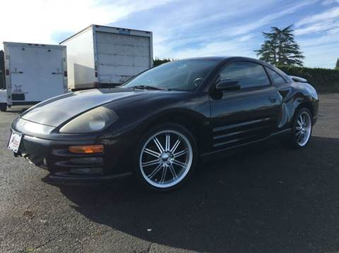 2000 Mitsubishi Eclipse for sale at Xtreme Truck Sales in Woodburn OR
