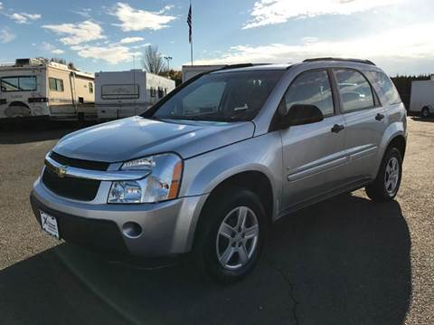 2006 Chevrolet Equinox for sale at Xtreme Truck Sales in Woodburn OR