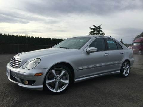 2006 Mercedes-Benz C-Class for sale at Xtreme Truck Sales in Woodburn OR