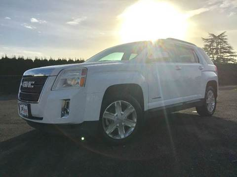2010 GMC Terrain for sale at Xtreme Truck Sales in Woodburn OR