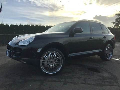 2006 Porsche Cayenne for sale at Xtreme Truck Sales in Woodburn OR
