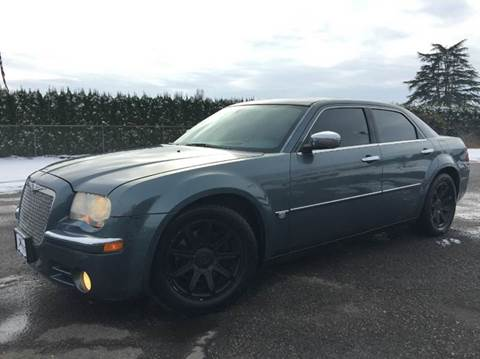 2005 Chrysler 300 for sale at Xtreme Truck Sales in Woodburn OR