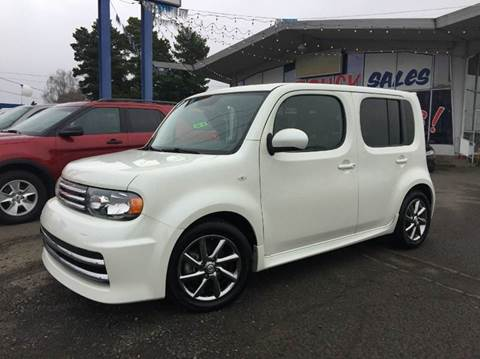 2009 Nissan cube for sale at Xtreme Truck Sales in Woodburn OR