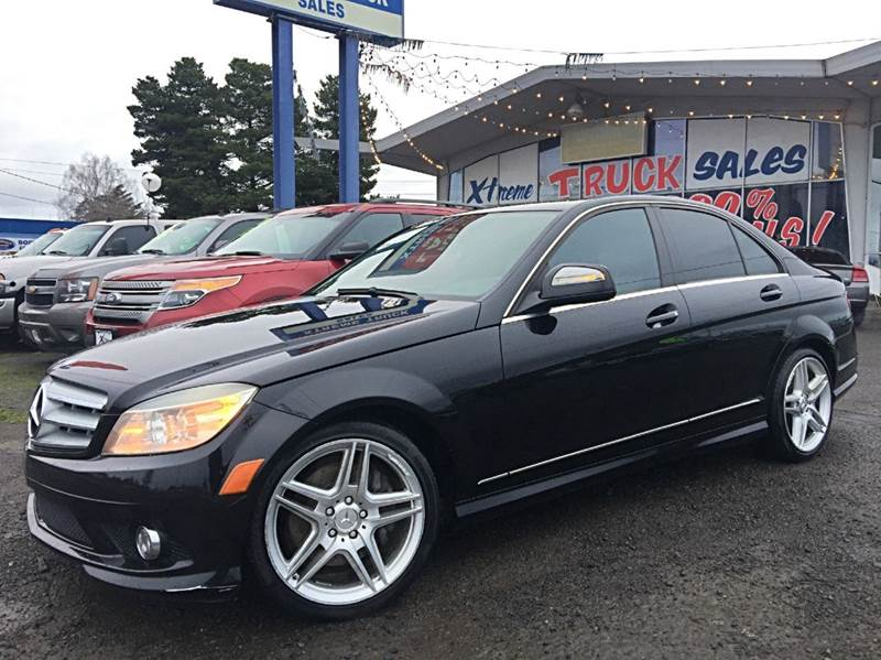 Exceptional 2008 Mercedes Benz C Class For Sale At Xtreme Truck Sales In Woodburn OR
