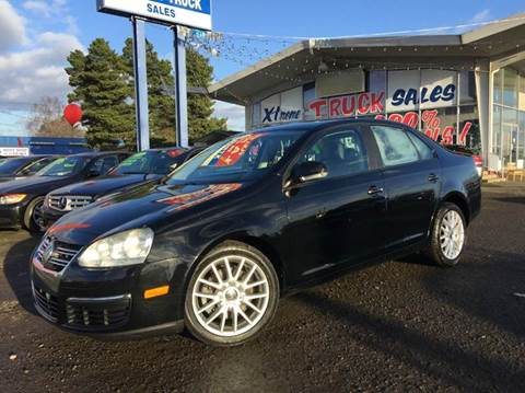 2008 Volkswagen Jetta for sale at Xtreme Truck Sales in Woodburn OR