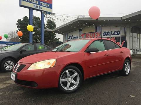 2007 Pontiac G6 for sale at Xtreme Truck Sales in Woodburn OR