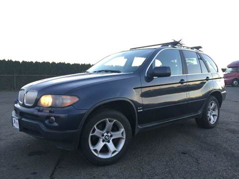 2004 BMW X5 for sale at Xtreme Truck Sales in Woodburn OR