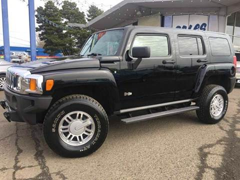 2007 HUMMER H3 for sale at Xtreme Truck Sales in Woodburn OR