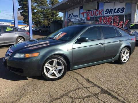 2004 Acura TL for sale at Xtreme Truck Sales in Woodburn OR
