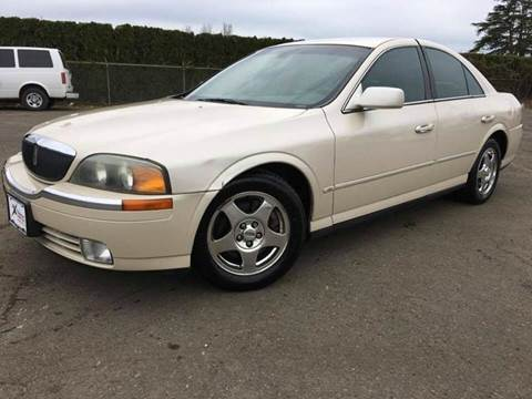 2001 Lincoln LS for sale at Xtreme Truck Sales in Woodburn OR