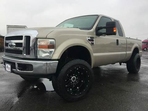 2008 Ford F-250 Super Duty for sale at Xtreme Truck Sales in Woodburn OR