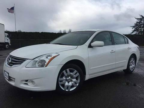 2012 Nissan Altima for sale at Xtreme Truck Sales in Woodburn OR