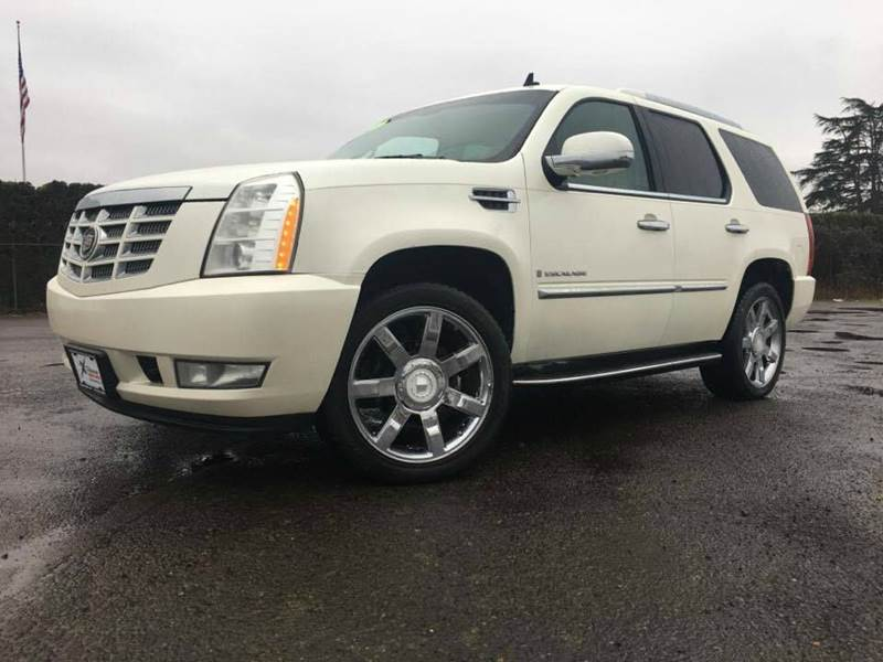 2007 Cadillac Escalade In Woodburn Or Xtreme Truck Sales