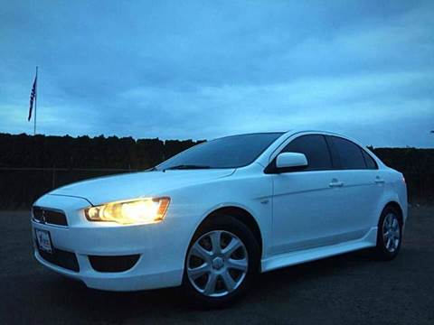 2013 Mitsubishi Lancer for sale at Xtreme Truck Sales in Woodburn OR