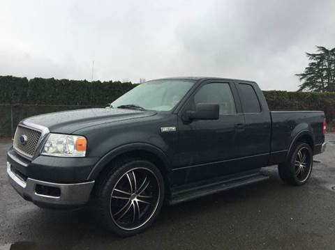 2005 Ford F-150 for sale at Xtreme Truck Sales in Woodburn OR