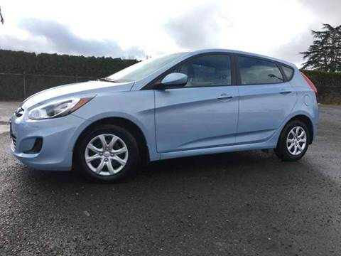 2014 Hyundai Accent for sale at Xtreme Truck Sales in Woodburn OR