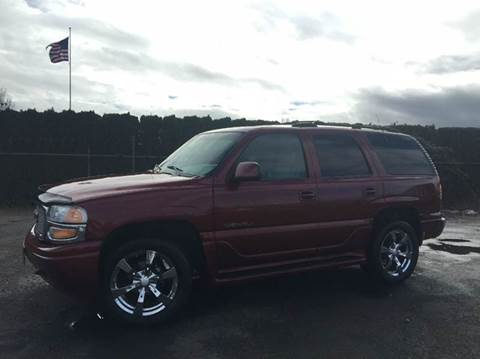 2001 GMC Yukon for sale at Xtreme Truck Sales in Woodburn OR