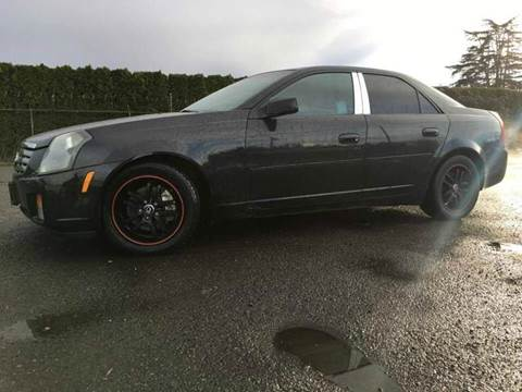 2005 Cadillac CTS for sale at Xtreme Truck Sales in Woodburn OR