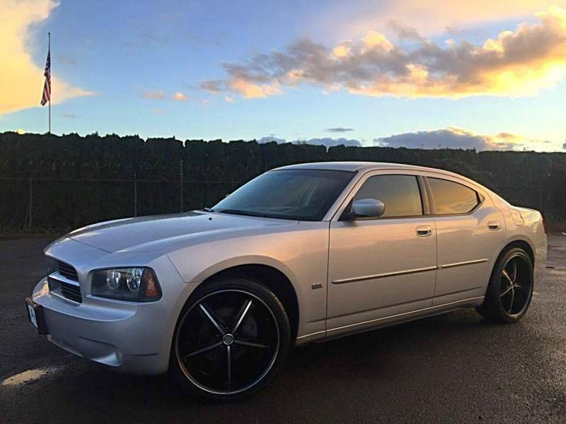 2010 dodge charger in woodburn or xtreme truck sales. Black Bedroom Furniture Sets. Home Design Ideas