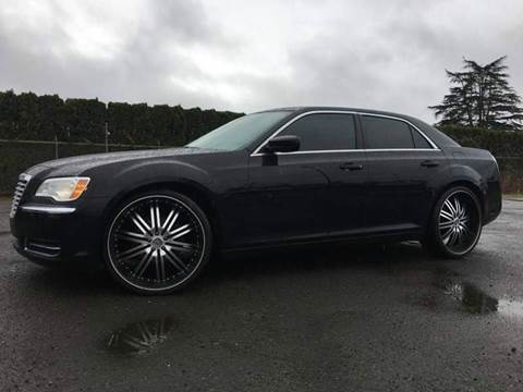2012 Chrysler 300 for sale at Xtreme Truck Sales in Woodburn OR