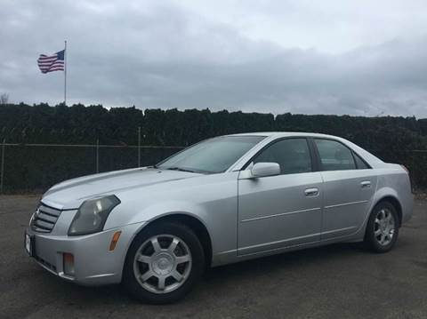 2003 Cadillac CTS for sale at Xtreme Truck Sales in Woodburn OR