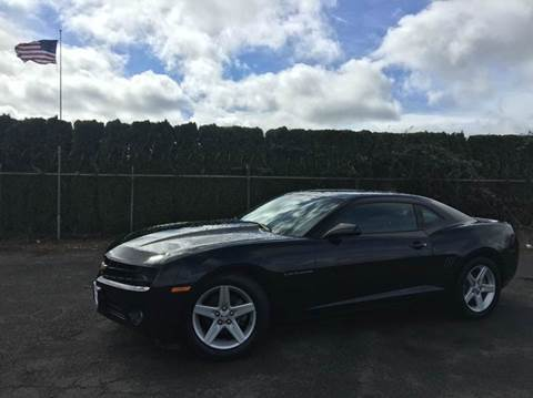 2012 Chevrolet Camaro for sale at Xtreme Truck Sales in Woodburn OR