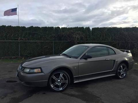 2001 Ford Mustang for sale at Xtreme Truck Sales in Woodburn OR