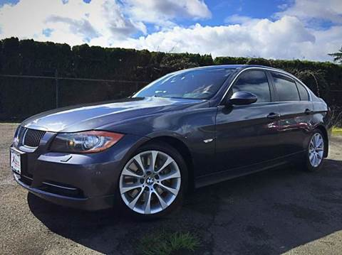 2008 BMW 3 Series for sale at Xtreme Truck Sales in Woodburn OR