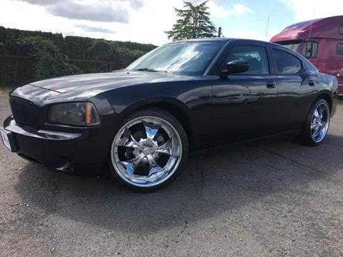2007 Dodge Charger for sale at Xtreme Truck Sales in Woodburn OR
