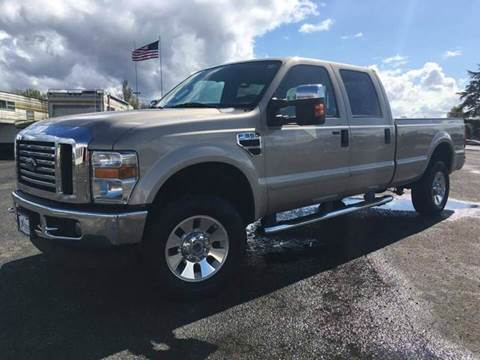 2008 Ford F-350 Super Duty for sale at Xtreme Truck Sales in Woodburn OR