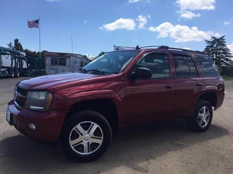 2007 Chevrolet TrailBlazer for sale at Xtreme Truck Sales in Woodburn OR