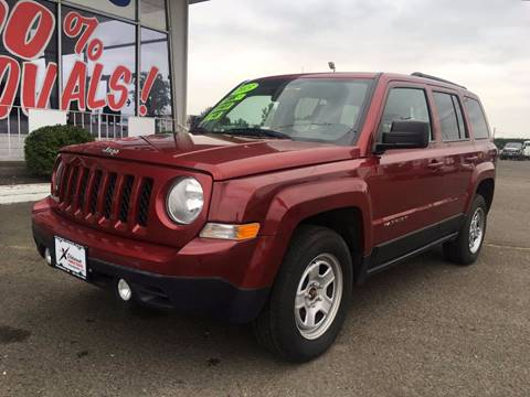 2013 Jeep Patriot for sale in Woodburn, OR