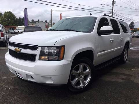 2007 Chevrolet Suburban for sale in Woodburn, OR