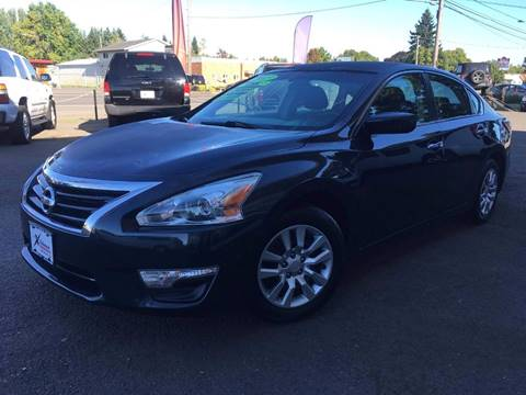 2013 Nissan Altima for sale in Woodburn, OR